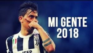 Video: Paulo Dybala - Mi Gente | Skills & Goals | 2017/2018 HD